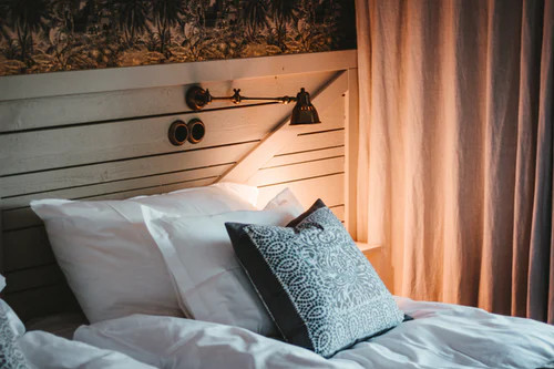 Upgrade your bedding is one of the cheapest ways to heat a home during winter