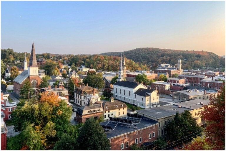 Downtown Montpelier
